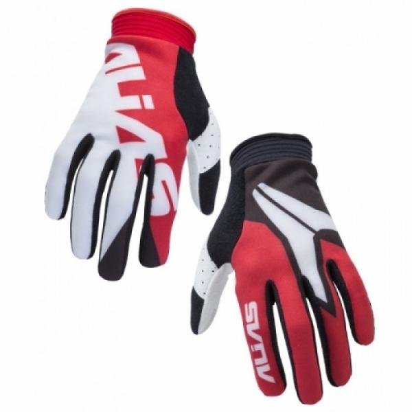 Мотоперчатки ALIAS CLUTCH RED