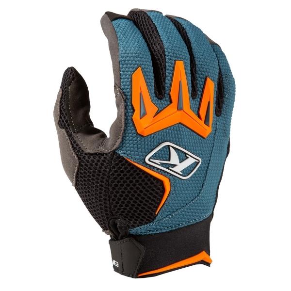 Мотоперчатки KLIM Mojave Orange Krush