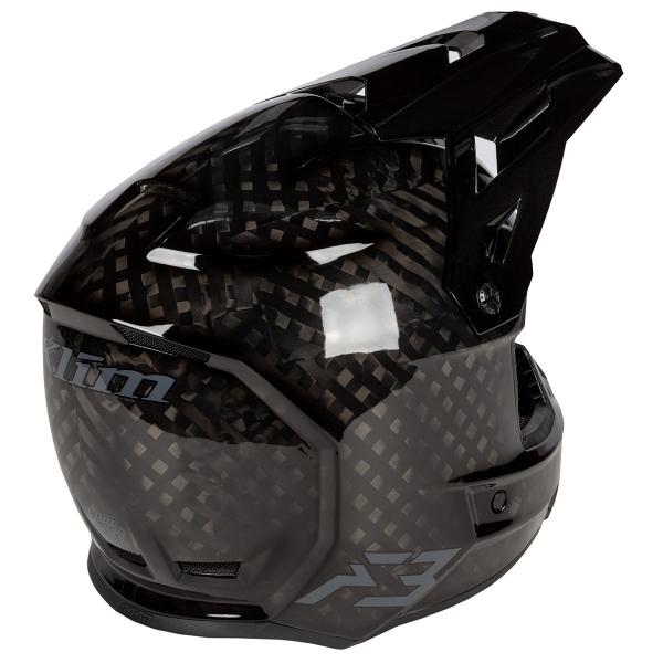 Мотошлем KLIM F3 Carbon ECE Ghost