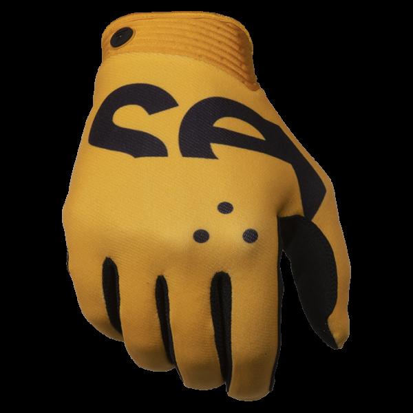 Мотоперчатки Seven MX ZERO CROSSOVER-Orange