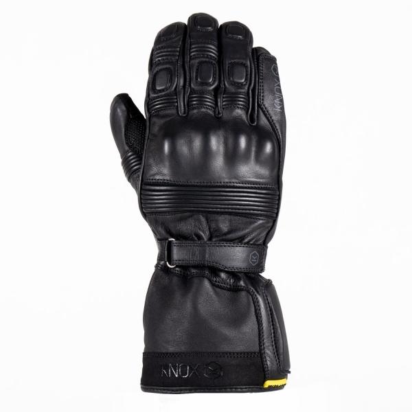 Мотоперчатки KNOX Armour Covert Black (MKIII)