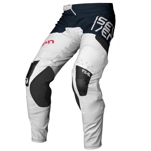 Pants Seven RIVAL RAMPART WHITE/NAVY