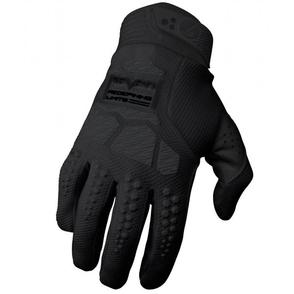Мотоперчатки Seven RIVAL ASCENT BLACK/BLACK
