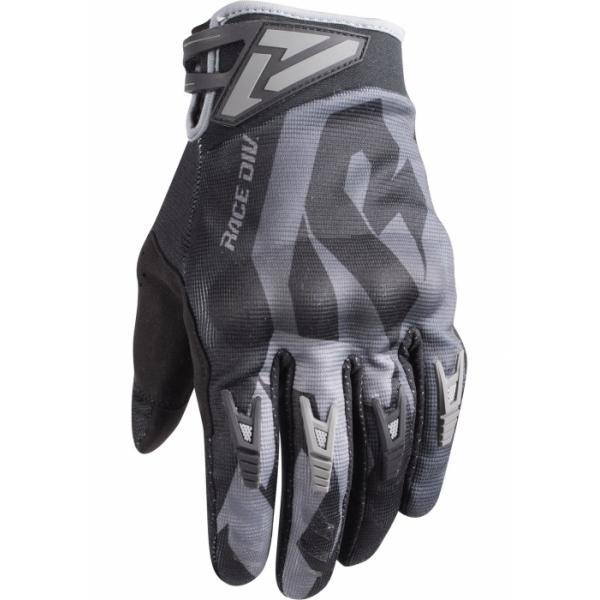 Мотоперчатки FXR Adjustable Armor MX 19-Black Ops