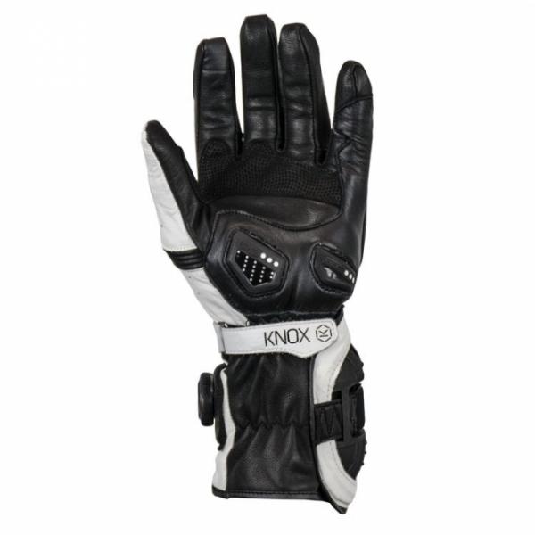 Мотоперчатки Knox Nexos Black/White