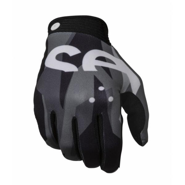 Мотоперчатки Seven MX ZERO CROSSOVER GRAY/BLACK