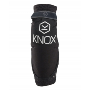 Мотоналокотники Knox Guerilla Elbow KIDS BLACK V14