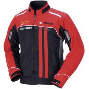 Мотокуртка RACER MESH RED EURO