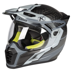 Мотошлем KLIM Krios Pro ECE Arsenal Gray