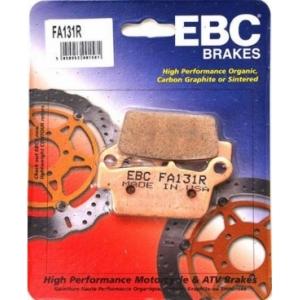 Brake shoes back EBC FA131R
