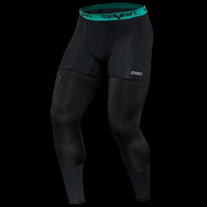 Компрессионные штаны Seven MX ZERO BLACK