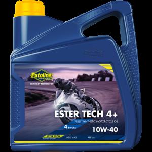 Моторное масло Putoline Ester Tech Syntec 4+ 10W-40