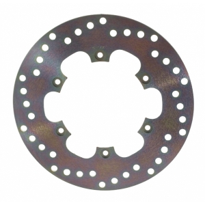 Brake disc rear Suzuki RM85 EBC MD6246D46D