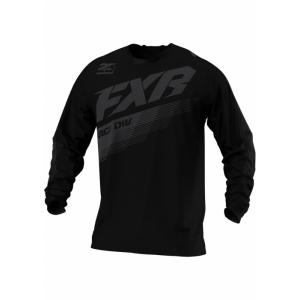 Мотоджерси FXR Clutch MX 21-Black Ops
