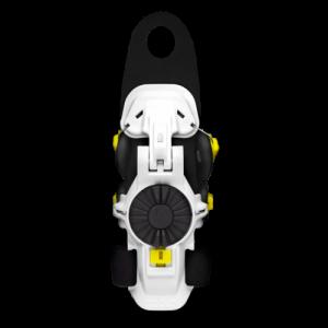 Защита кисти Mobius X8 White/Acid Yellow