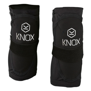 Мотонаколенники Knox Guerilla Knee KIDS BLACK V14