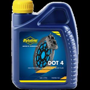 Жидкость тормозная Putoline DOT 4 500 ml