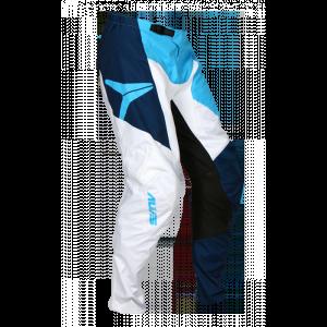 Мотоштаны Alias A2 BLOCKED WHITE/BLUE