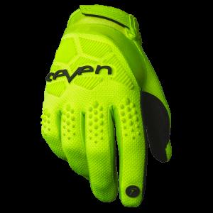 Мотоперчатки Seven MX RIVAL GLOVE-FLOW YELLOW
