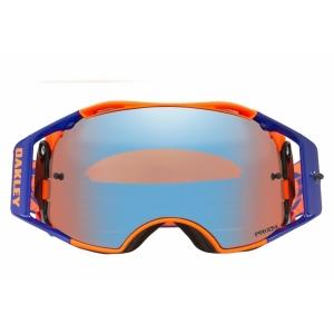 Мотоочки Oakley Airbrake MX / Flo Orange Blue / Prizm