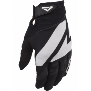 Мотоперчатки FXR Clutch Strap MX 20-Black/White