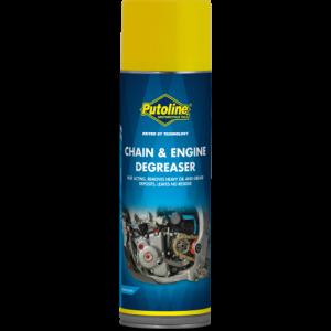 Очиститель цепи и двигателя Putoline 500 ml
