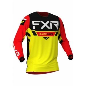 Мотоджерси FXR Helium MX 21-Yellow/Black/Red